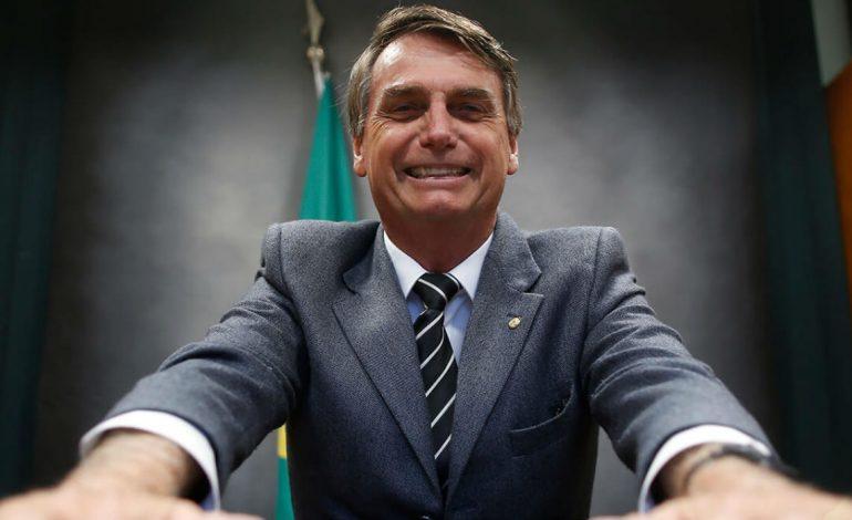 Bolsonaro: contamos con el apoyo de EEUU para liberar a Venezuela
