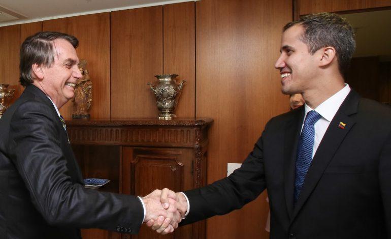 Bolsonaro a Guaidó: continuamos apoyando todas las acciones del Grupo de Lima