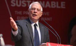 Según Borrell, España está trabajando para evitar una intervención militar en Venezuela
