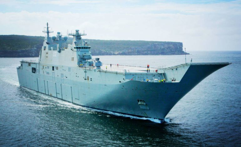 ¡Extraoficial! Madurismo envió buques de la Armada a interceptar ayuda humanitaria