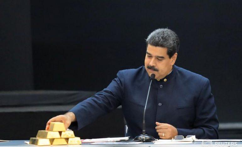 Oro venezolano desaparecido por Maduro fue encontrado en Uganda