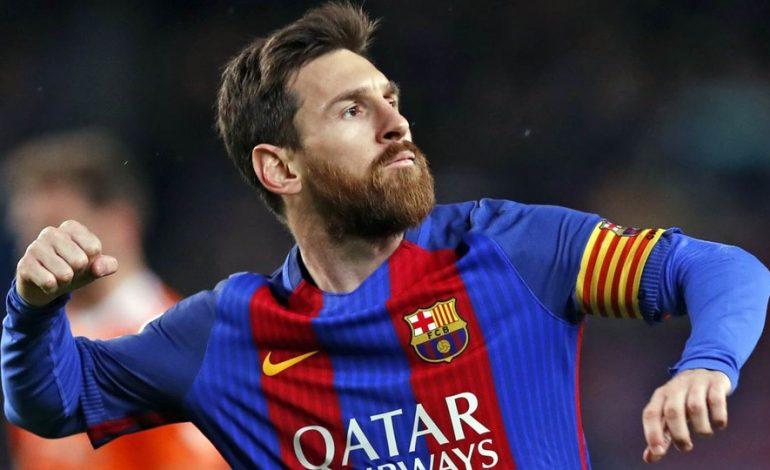 El Barcelona FC celebró el cumpleaños de Lionel Messi