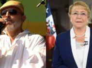 Miguel Bosé instó a Bachelet a constatar la crisis humanitaria en Venezuela