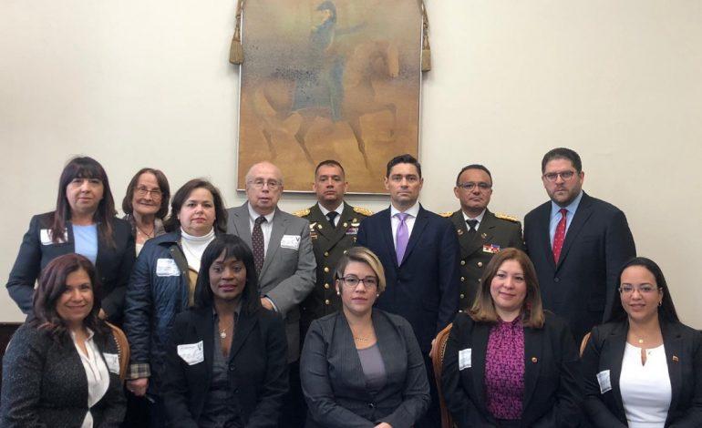 Misión diplomática de Guaidó en EEUU logró proteger activos venezolanos en dos semanas