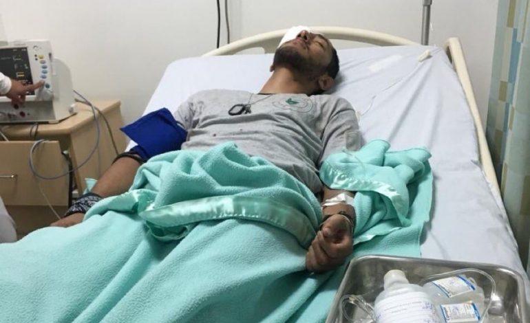 Estudiante universitario perdió el ojo tras jornada represiva de la GN en Carabobo