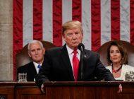 Trump: EEUU todavía no ha impuesto las sanciones más duras contra Maduro