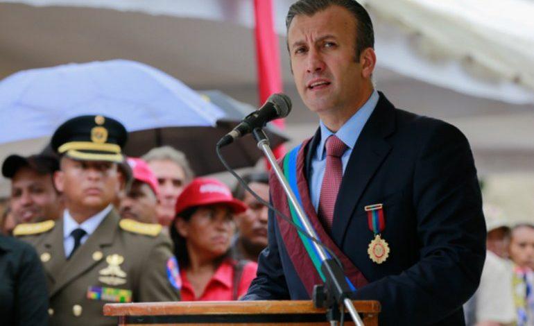 Estados Unidos presentó cargos contra Tareck El Aissami por narcotráfico