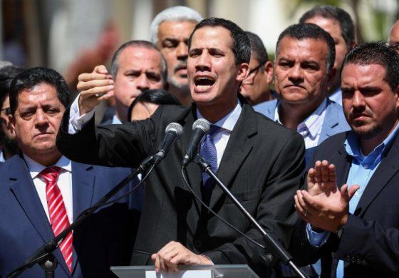 En video: Guaidó descartó reunirse con Rodríguez Zapatero en Caracas