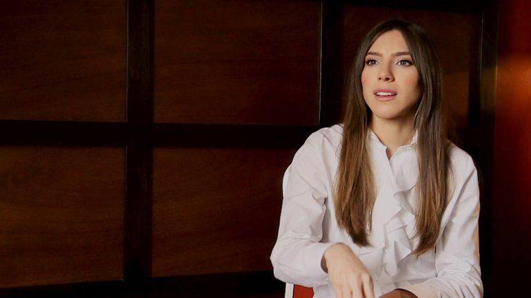 Fabiana Rosales pide apoyo a Piñera mientras chilenos protestan