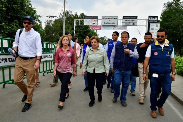 Congresistas de Estados Unidos aseguran que están unidos para ayudar a los venezolanos