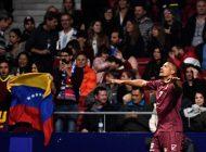 Ni el regreso de Messi impidió la victoria de La Vinotinto ante Argentina