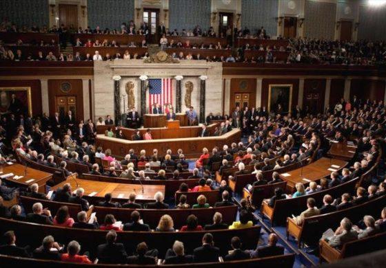 Cámara baja de EEUU aprobó resolución para frenar acción militar de Trump contra Irán