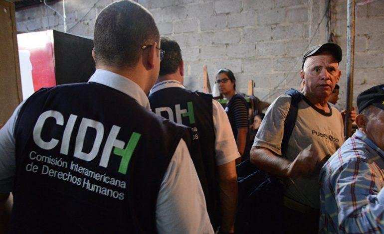 CIDH pidió al régimen de Maduro detener hostigamiento político ante toma de VP