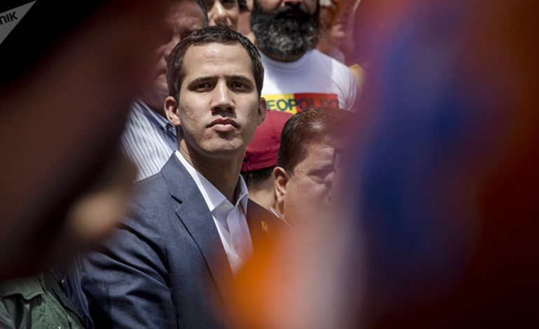 En vídeo: mensaje de Juan Guaidó de cara a su llegada a Venezuela este lunes