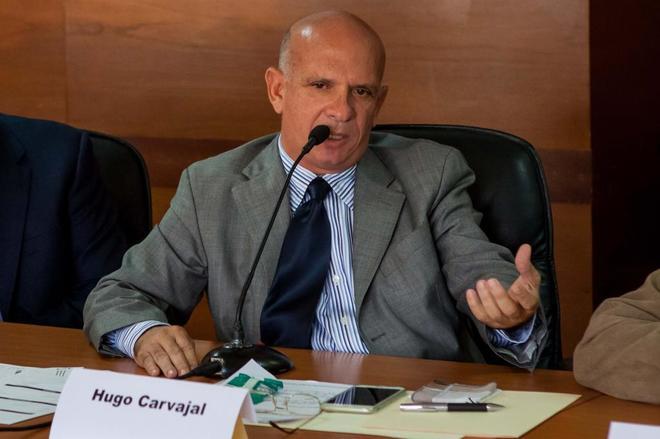 Hugo Carvajal aseguró que EE.UU tiene pruebas contra Tareck El Aissami