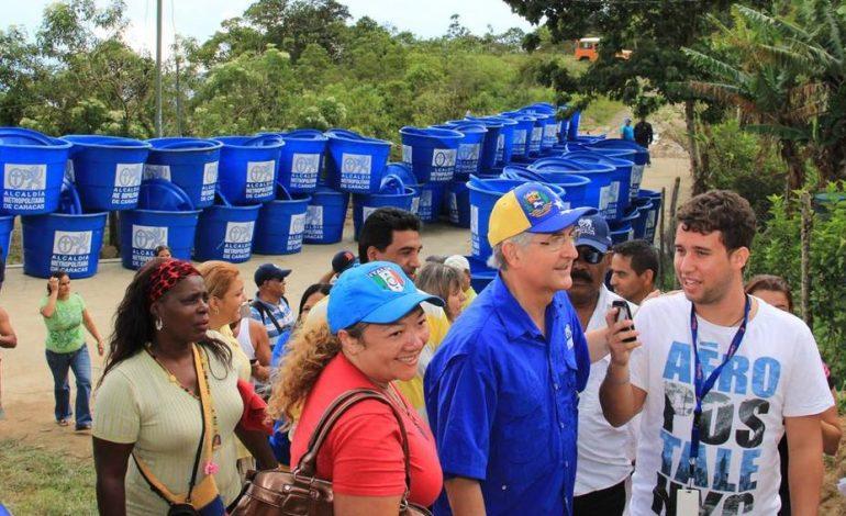 Ledezma: Maduro no tiene nada nuevo que ofrecer a los ciudadanos