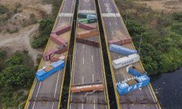 Así están los venezolanos varados en el puente Las Tienditas