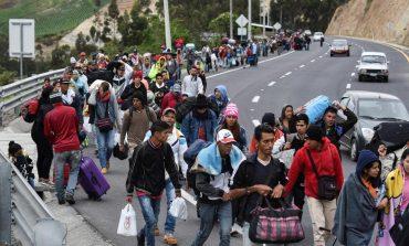 Frontera de Ecuador y Colombia declaró alarma ante diáspora venezolana