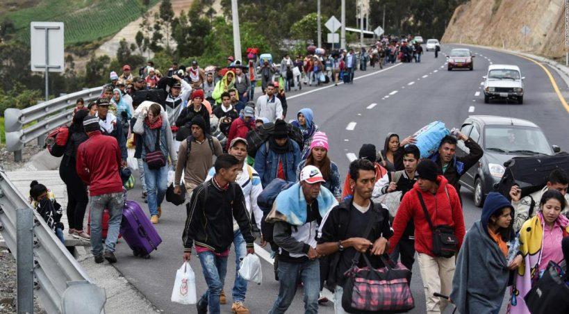 Al menos 25 mil venezolanos emigraron a República Dominicana