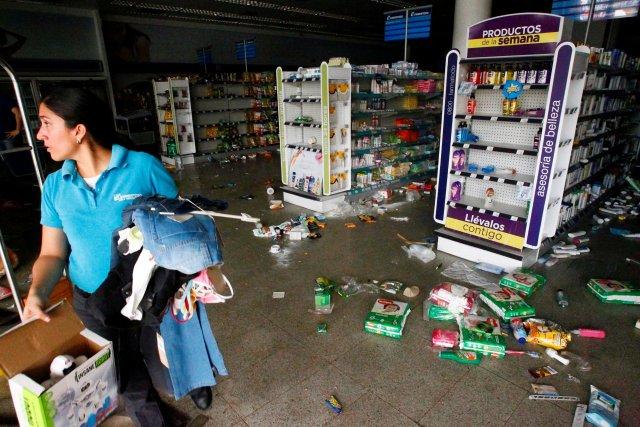 Maracaibo, el reflejo de la miseria venezolana