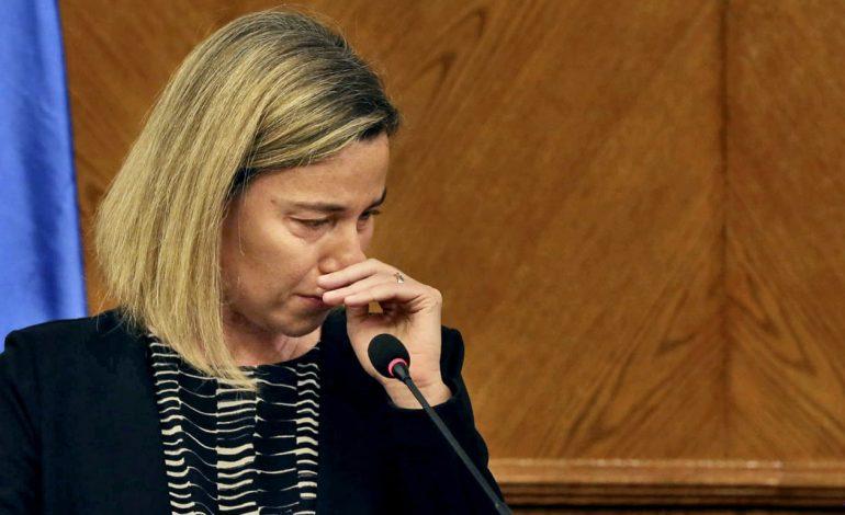 Maduro avecina sanciones de la UE porque Mogherini quiere chantajear el diálogo