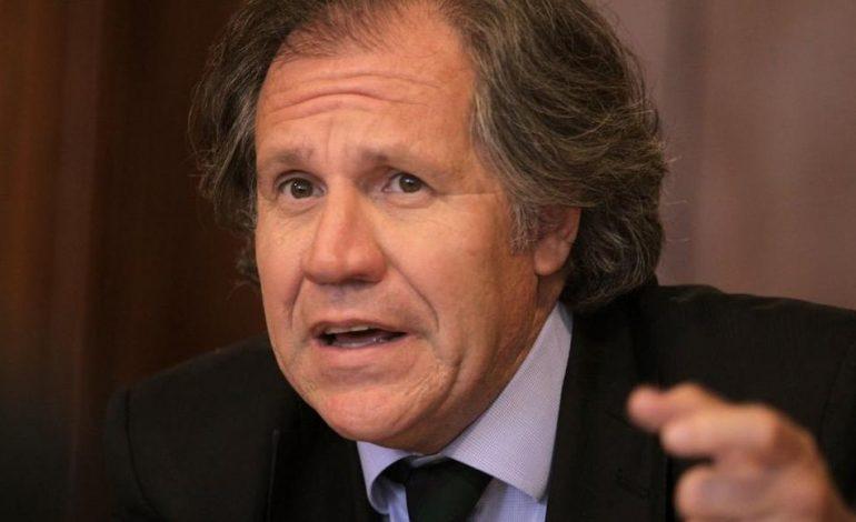Almagro solicitó investigación ante presunta corrupción por parte de representantes de Guaidó en Colombia