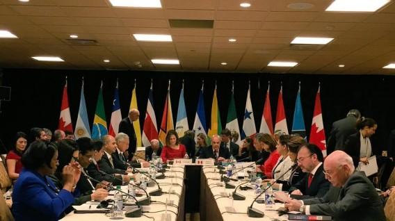 Grupo de Lima aseguró que aumentarán la presión si Guaidó es detenido