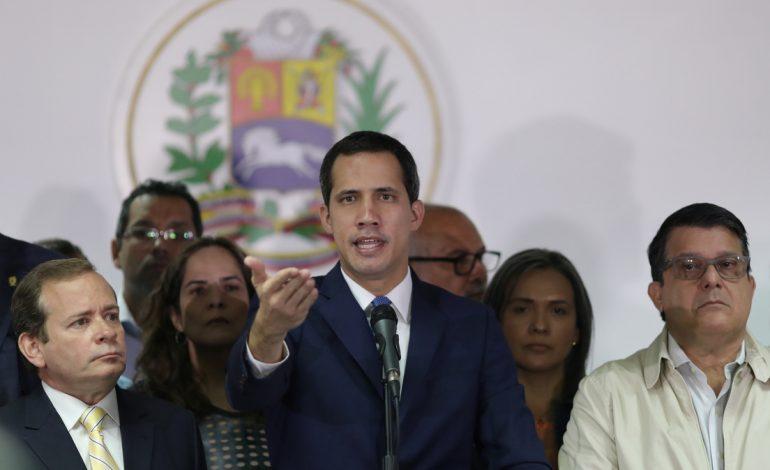 Guaidó agradeció el respaldo de países de la OEA a la causa democrática venezolana