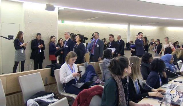 ¿Hablando solo? Representantes de países europeos y americanos boicotearon nuevamente a Arreaza en la ONU