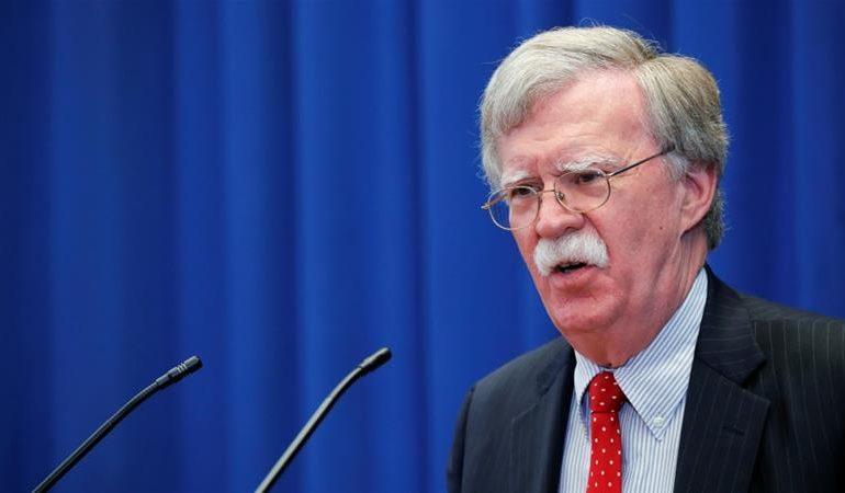 """John Bolton: EEUU considera como """"amenaza directa"""" envío de militares rusos a Venezuela"""