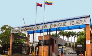 """Pacientes en hospital venezolanos gritaron """"¡Queremos medicina!"""" tras visita de funcionarios de la ONU"""