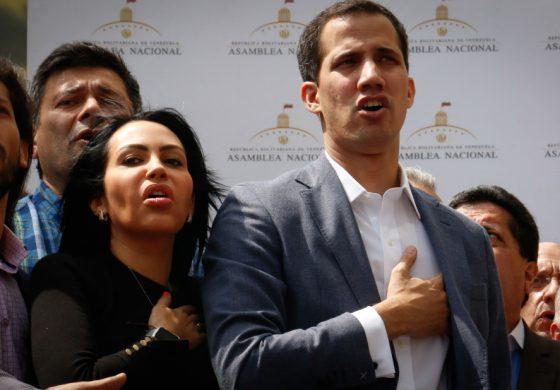 Saab apuntó a Guaidó por promover el odio en el país