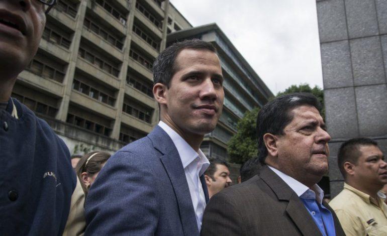 ¡Atención! Conozca los puntos de concentración para la manifestación de este  6A en Caracas