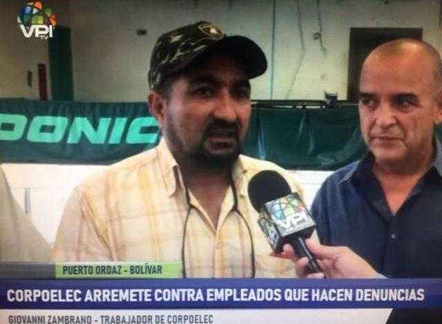 Provea denunció desaparición de trabajador de Corpoelec