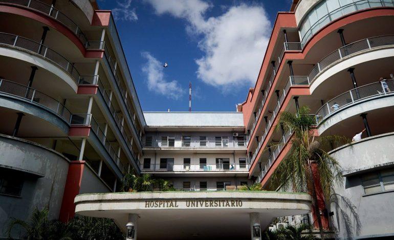 Cuatro personas murieron en el Hospital Universitario por el apagón en Venezuela