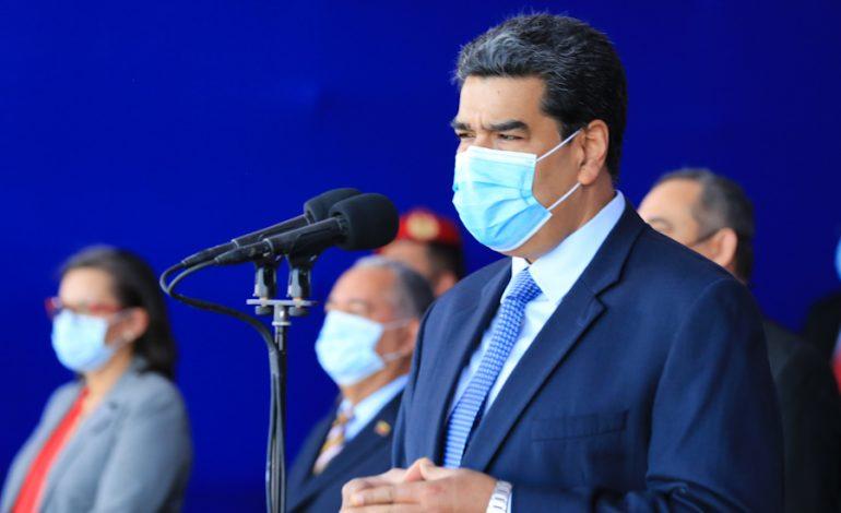 Maduro tildó de engaño acuerdo que firmó con la oposición