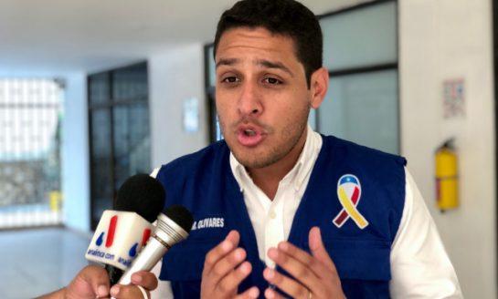 Diputado Olivares aseguró que tienen otras formas e ingresar ayuda humanitaria desde Cúcuta