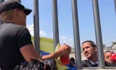 En vídeo: el emotivo diálogo de una venezolana con Guaidó en Ecuador