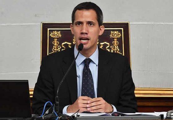 Guaidó instó a países de europa a reforzar sanciones contra el régimen madurista