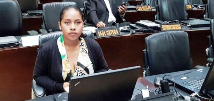 Diputada Kelly Perfecto aseguró que la vivienda de su madre fue allanada