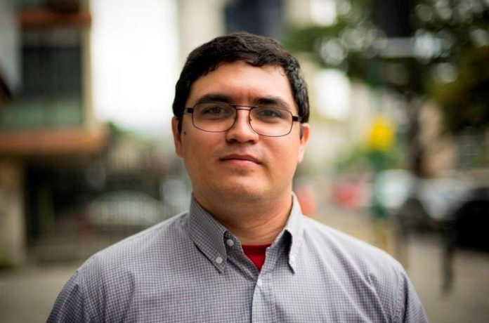 Otro periodista víctima del régimen: Luis Carlos Díaz estuvo desaparecido tras ser detenido por el Sebin