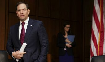 China vuelve a sancionar a Marco Rubio y Ted Cruz