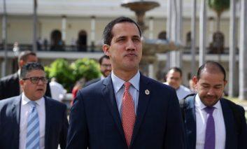 Columna Caiga Quien Caiga por Angel Monagas: De Usted depende señor Guaido