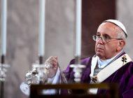 Papa Francisco: Algunos gobiernos tratan como amenaza a migrantes