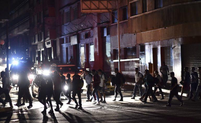 ¡Nuevamente! Apagón deja sin luz a Venezuela
