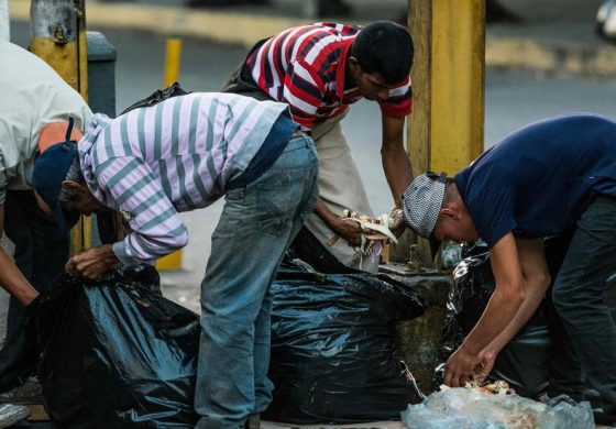¡Insólito! Venezolanos necesitan 350 dólares para no morir de hambre