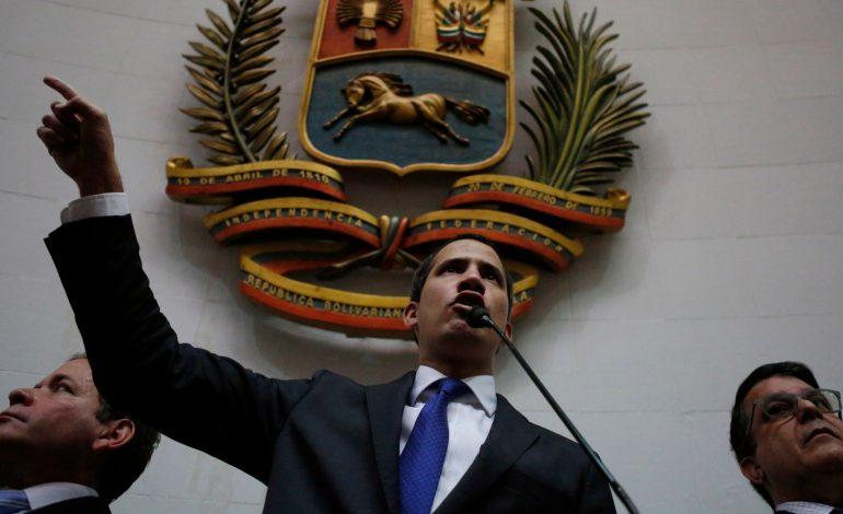 Guaidó anunció creación de la Comisión Especial de Seguridad