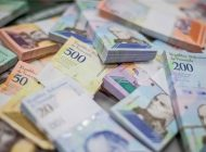 El bolívar pierde más del 24% de su valor frente al dólar en una semana en Venezuela