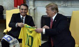 Trump a Bolsonaro: EEUU y Brasil nunca han estado más cerca