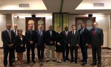 Guaidó se reunió con países de Caricom